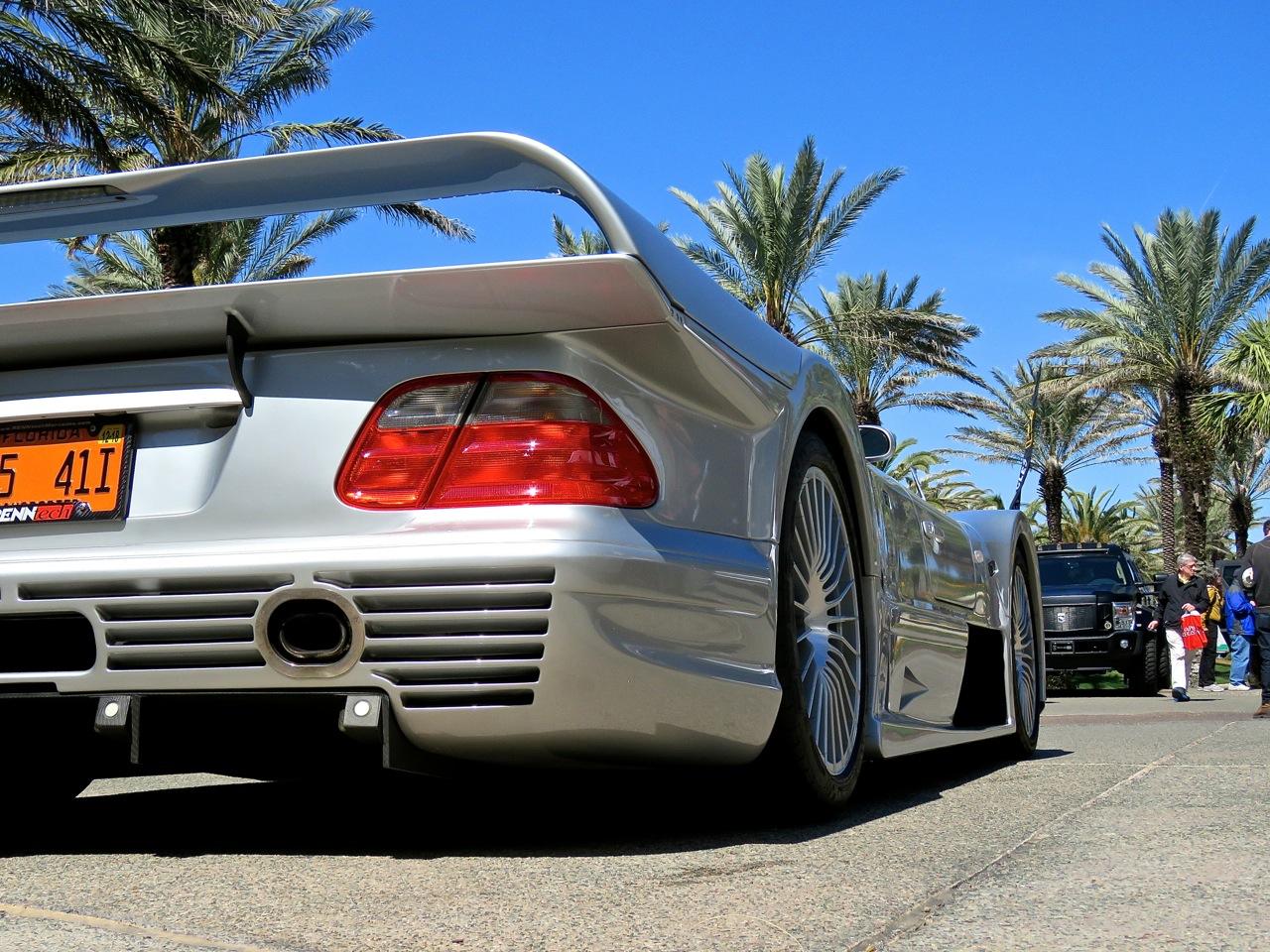 Mercedes CLK GTR Amelia 6