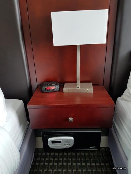 Chateau Nova Yellowknife Hotel nightstand