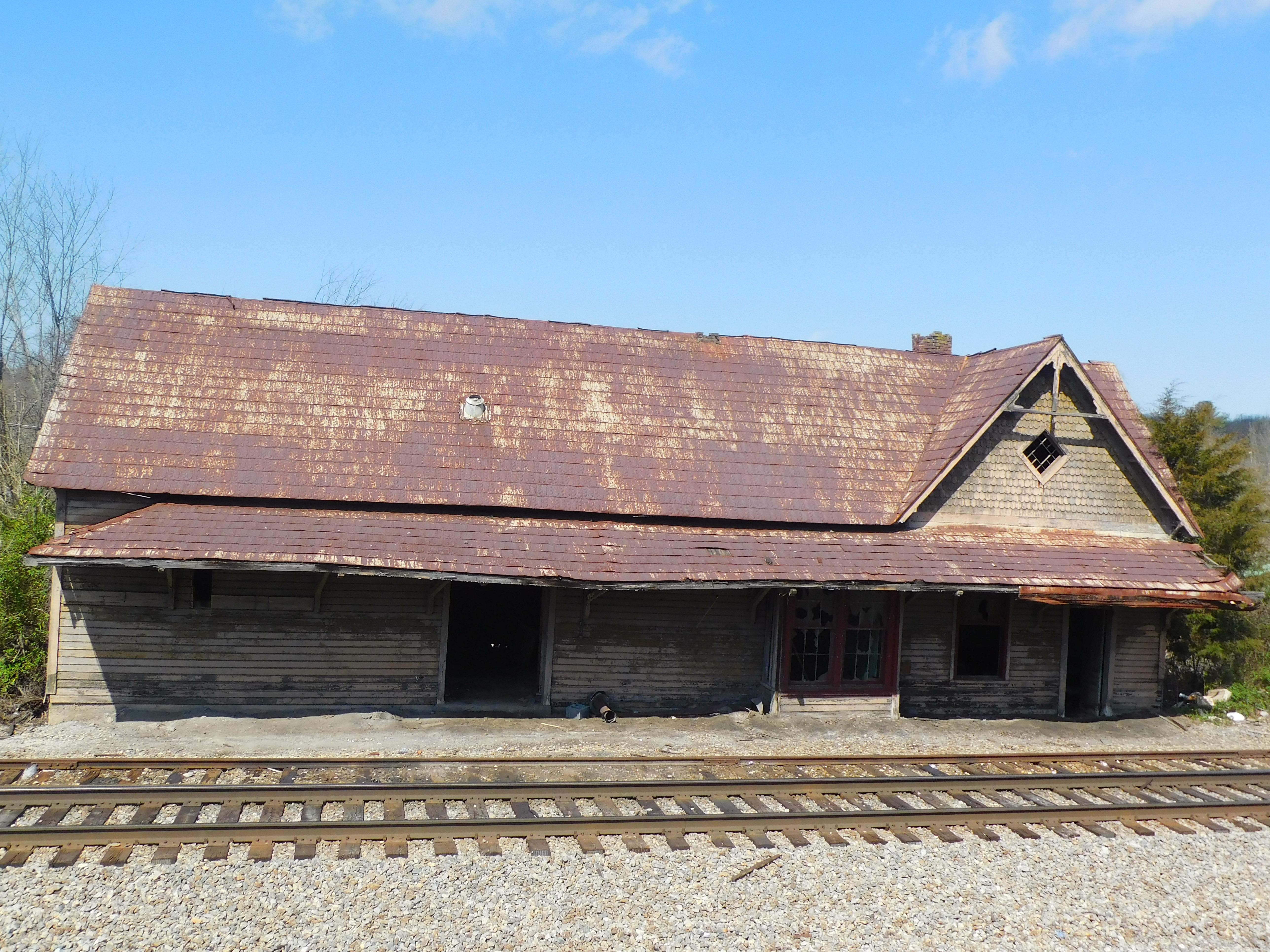 Limestone Depot -- Limestone, Tennessee
