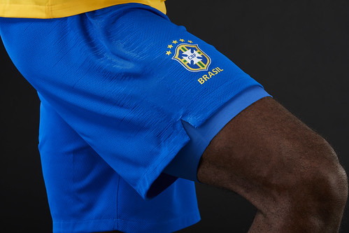 3641f778a0cbd CBF e Nike lançam coleção da Seleção Brasileira - Confederação ...