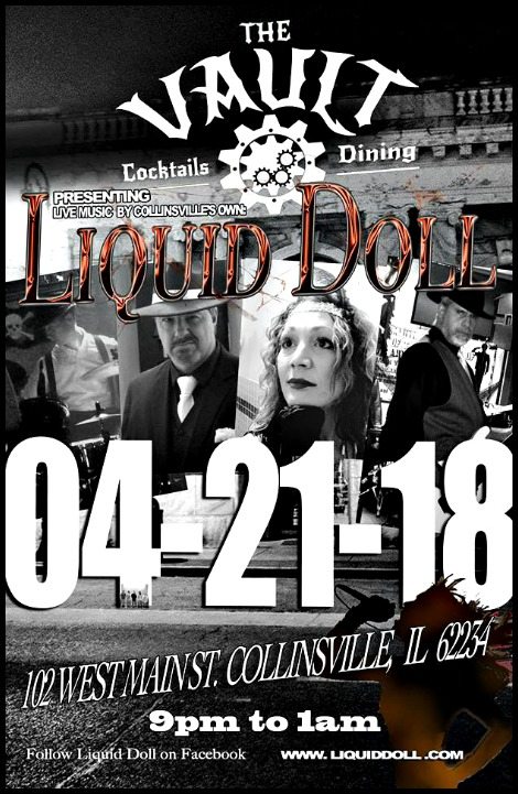 Liquid Doll 4-21-18