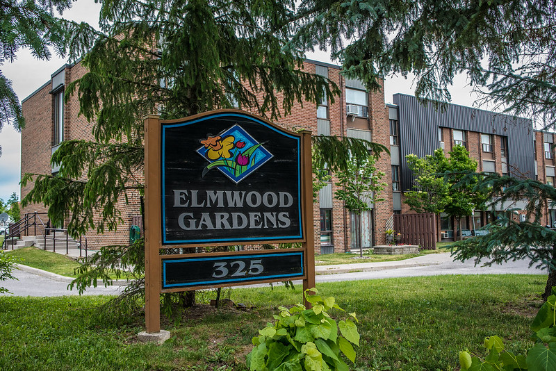 Housing Location: Elmwood Gardens