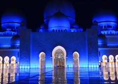 Great Mosquee, Abu Dhabi, UAE