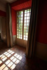 Porte vitrée / Glazed door - Photo of Tacoignières