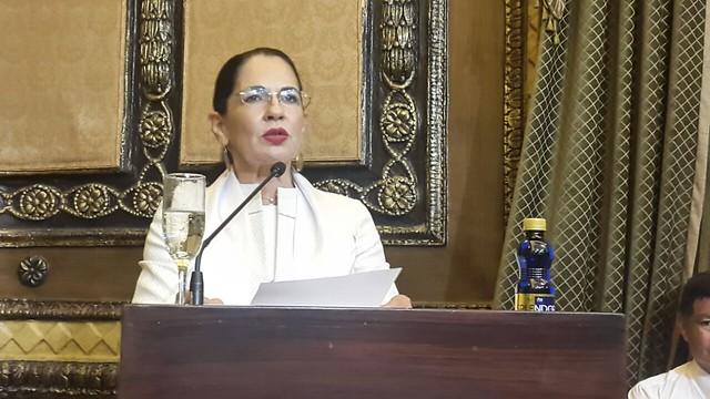 Ministra de Industrias y Productividad recibió reconocimiento del Municipio de Guayaquil