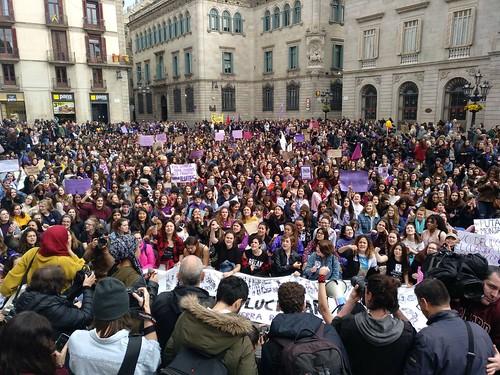 8M · Manifestaciones Huelga Estudiantil contra la violencia machista