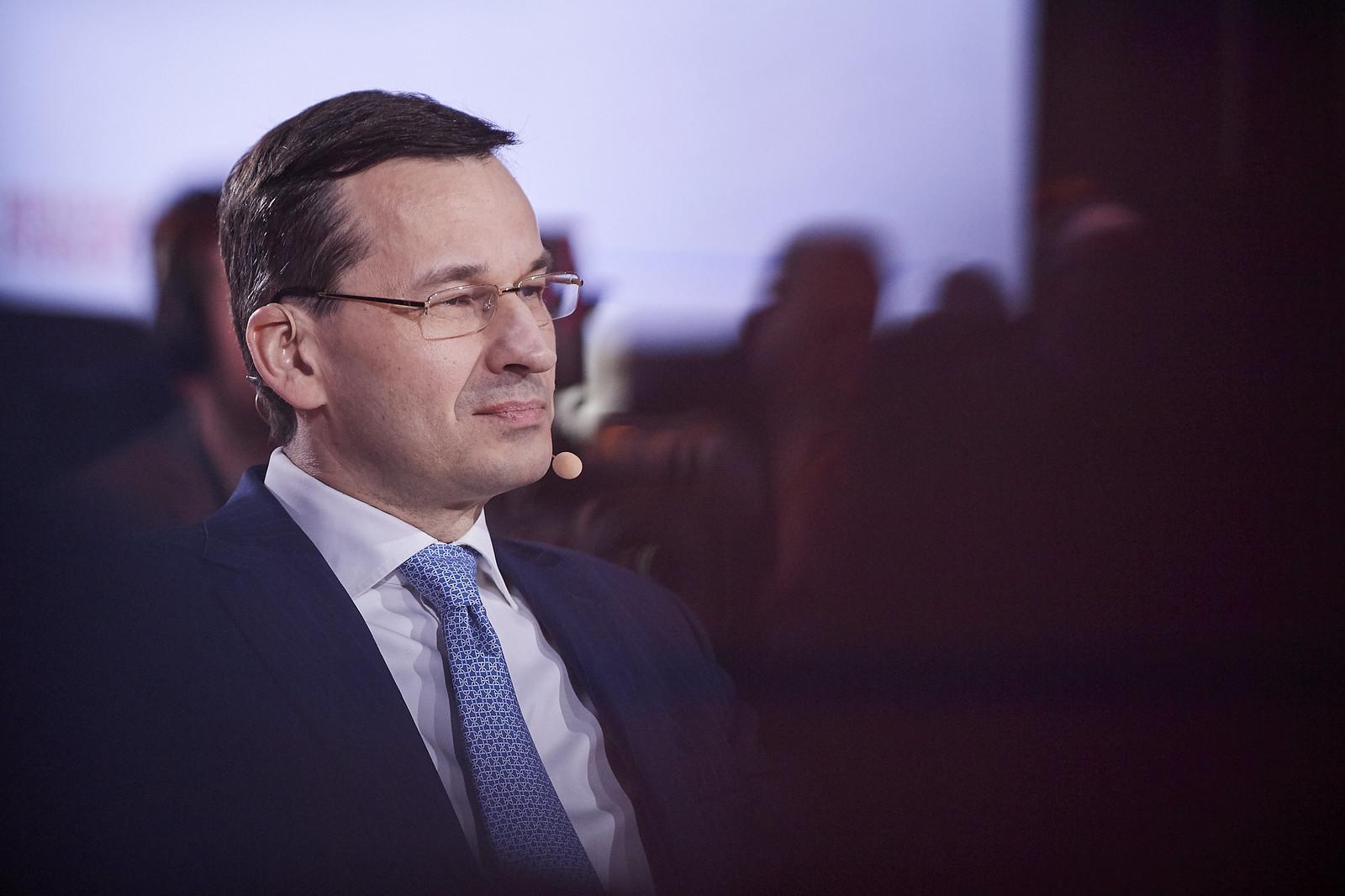 Brussels Forum 2018: A Conversation with Mateusz Morawiecki