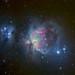 Orion Nebula at Caddo Grasslands, Texas by ExposureSetLong.com