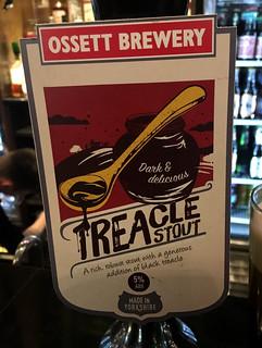 Ossett, Treacle Stout, England