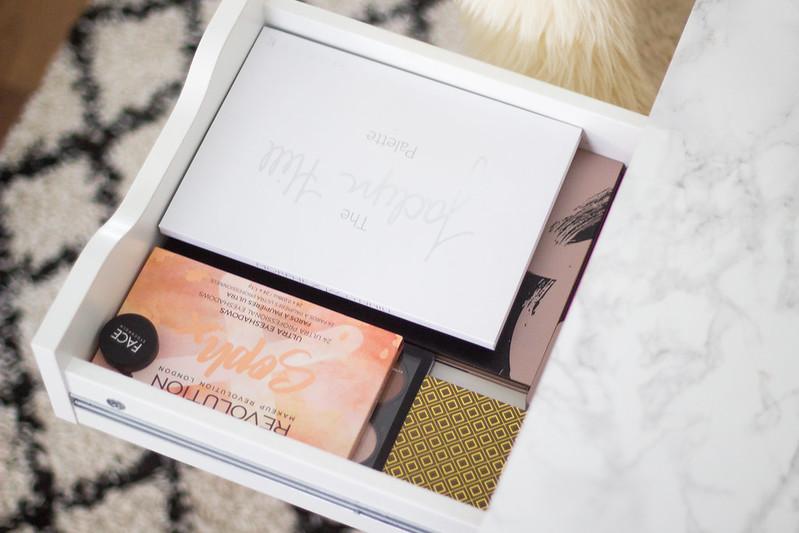 makeup vanity blog