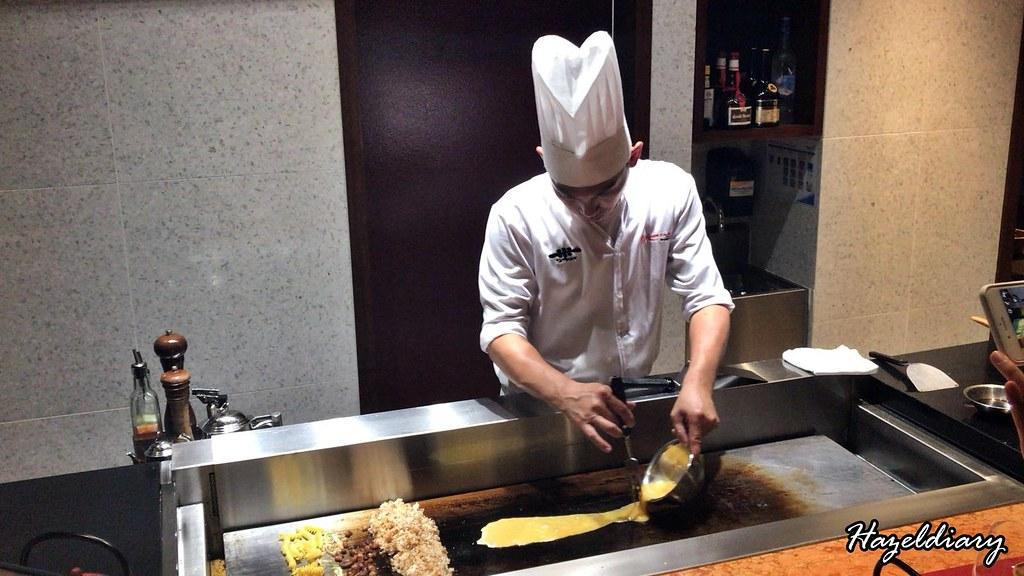 Teppan by Chef Yonemura RWS-14