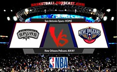 San Antonio Spurs-New Orleans Pelicans Mar 15 2018