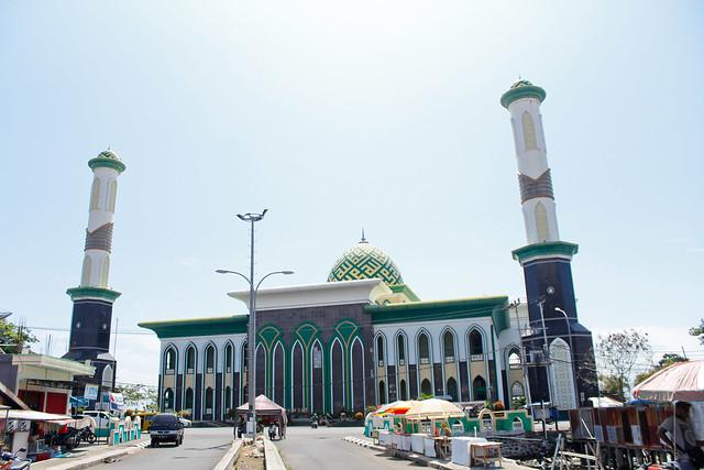 Masjid Raya Al Munawwar Ternate