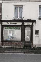 Un bar avenue du Général de Gaulle - Désertification
