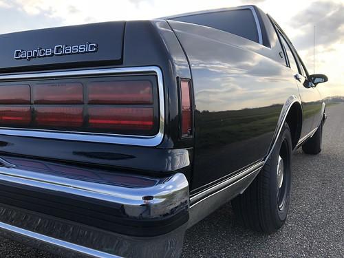 1987 Chevrolet Caprice Classic 305