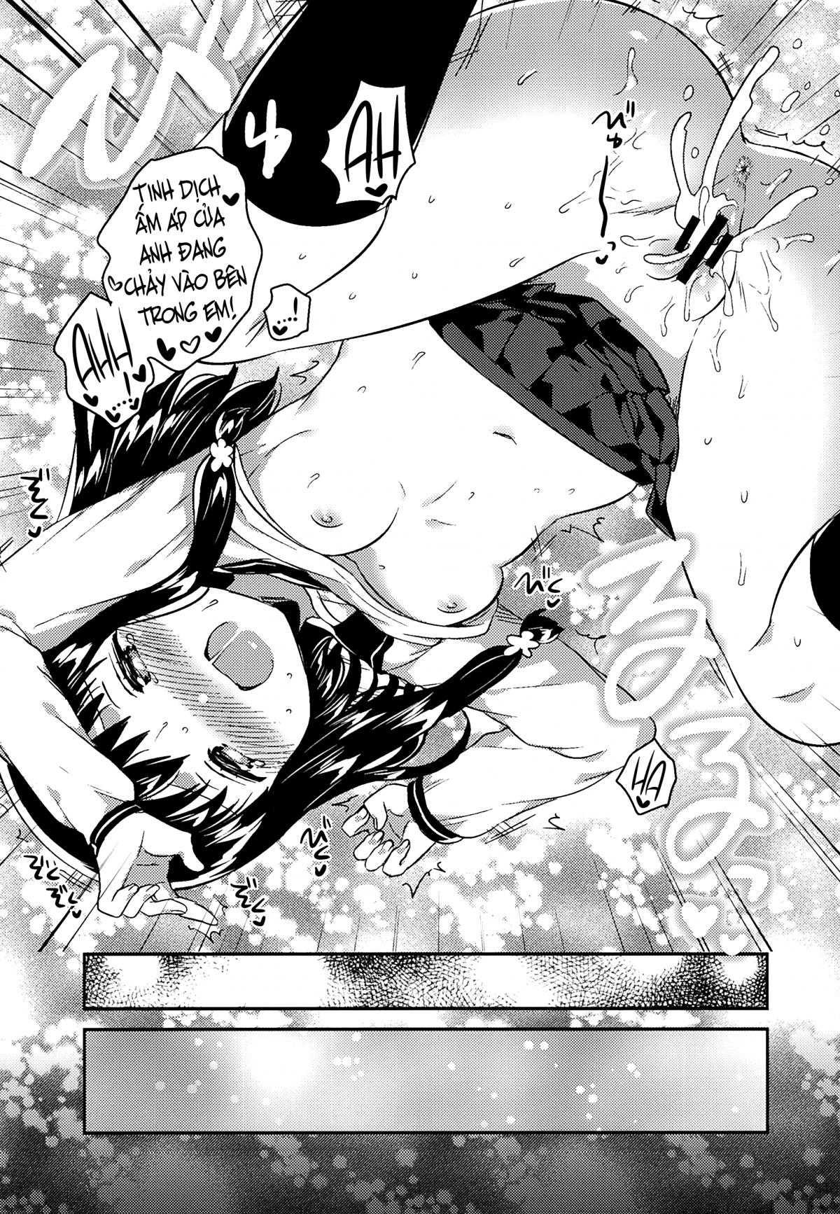 Hình ảnh  trong bài viết Truyện hentai Anoko no Tsumi to Batsu!