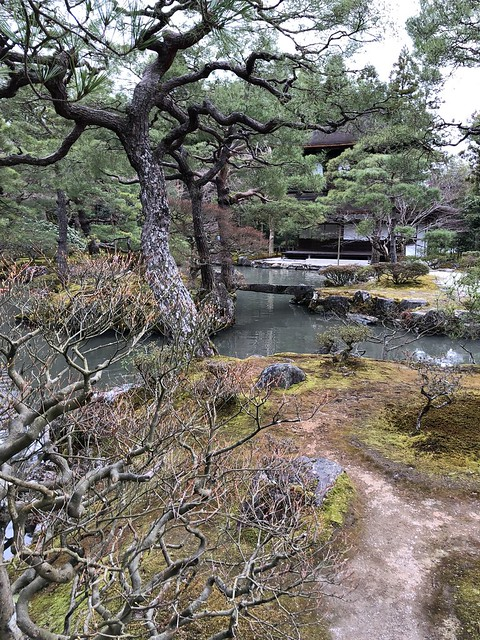 More Ginkaku-ji grounds