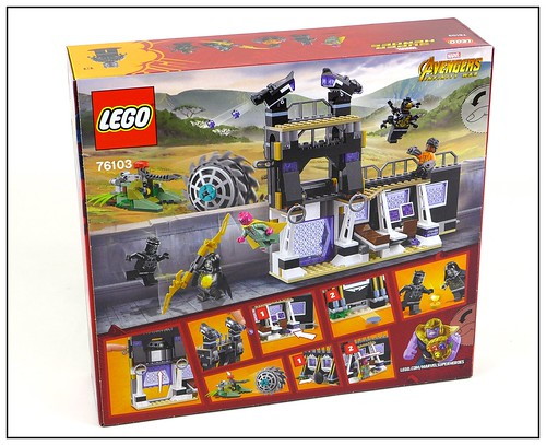 LEGO 2018 Marvel Super Heroes Avengers Infinity War box 10