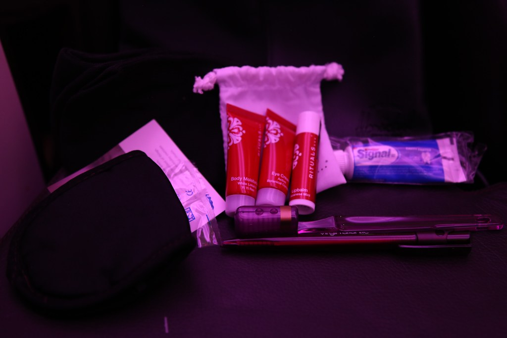 Virgin Atlantic Upper Class 27