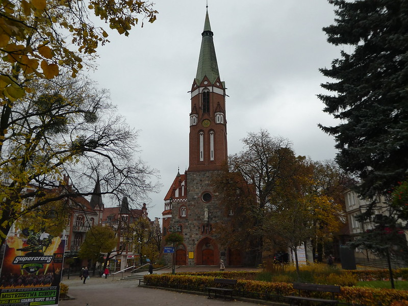 Church of St. George, Sopot