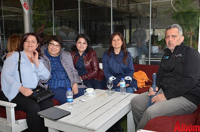 Antalya Basın Yayın Enformasyon İl Müdürlüğü 8 Mart Dünya Kadınlar Günü Alanya Gezisi -12