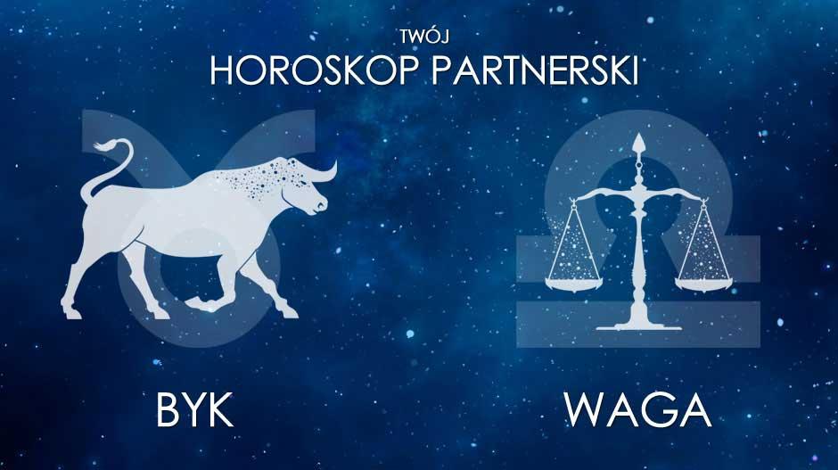 Horoskop partnerski Byk Waga