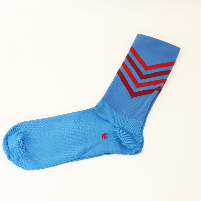 The ATHLETIC Portland USA / Zig Zag Socks / Various colors