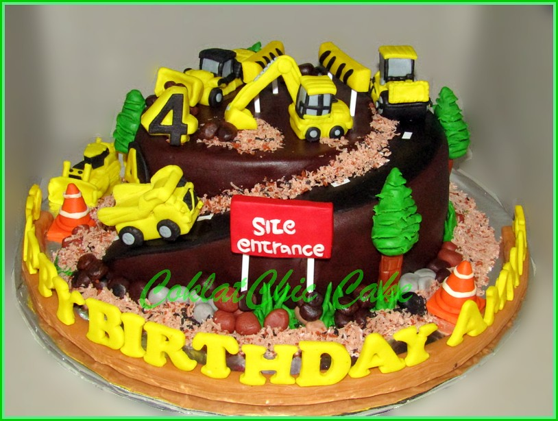 Cake Construction AMMAR 20 cm