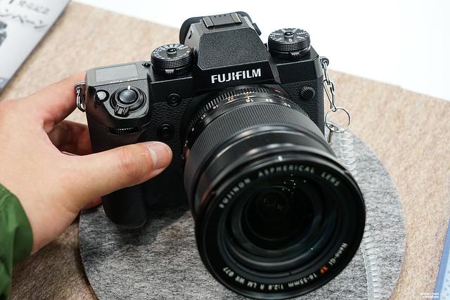 【CP+ 2018】Fujifilm X-H1 | 04