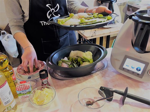Healthy Food Workshop in 30 minutes (with kitchen Robot)