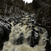Black Linn Falls, The Hermitage