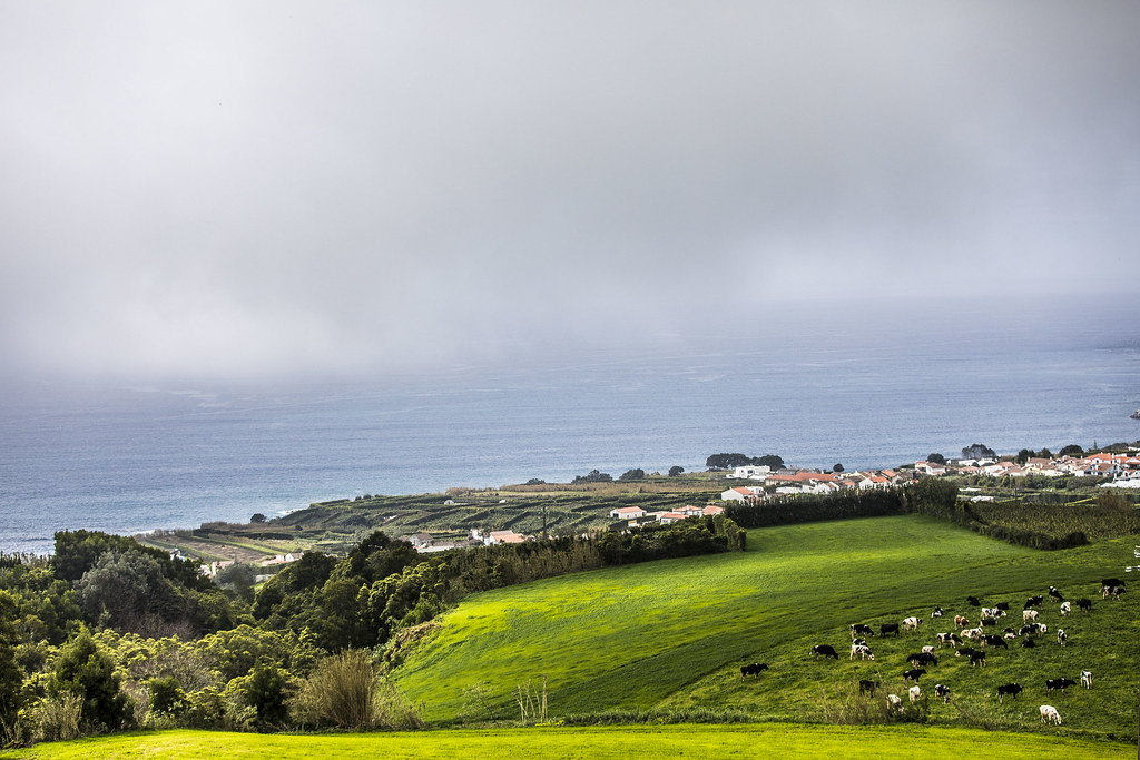 Landscape, during the 2018 European Rally Championship ERC Azores rally,  from March 22 to 24, at Ponta Delgada Portugal - Photo Gregory Lenormand / DPPI
