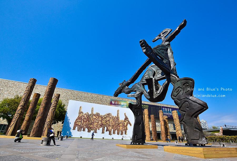 39146290930 56899f8e9d b - 吳炫三回顧展,巨型木雕圖騰.狂野震撼.台中新景點