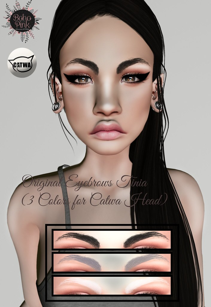 Boho pink Eyebrow Tinia Vendor NEW!!!