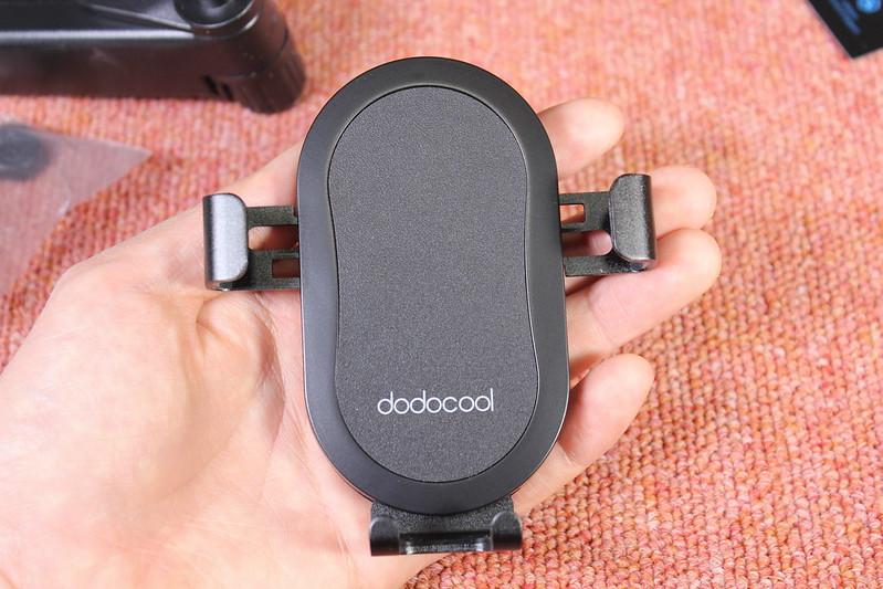 dodocool Qi 充電器車載ホルダー 開封レビュー (14)