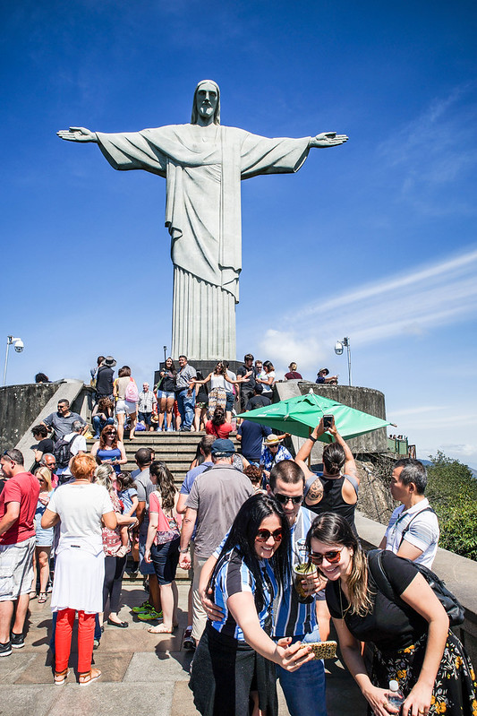 selfie Rio de Janeiro Brazil Brasilia