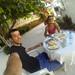 5. Desayunando en el Pearl Beach View de Maldivas
