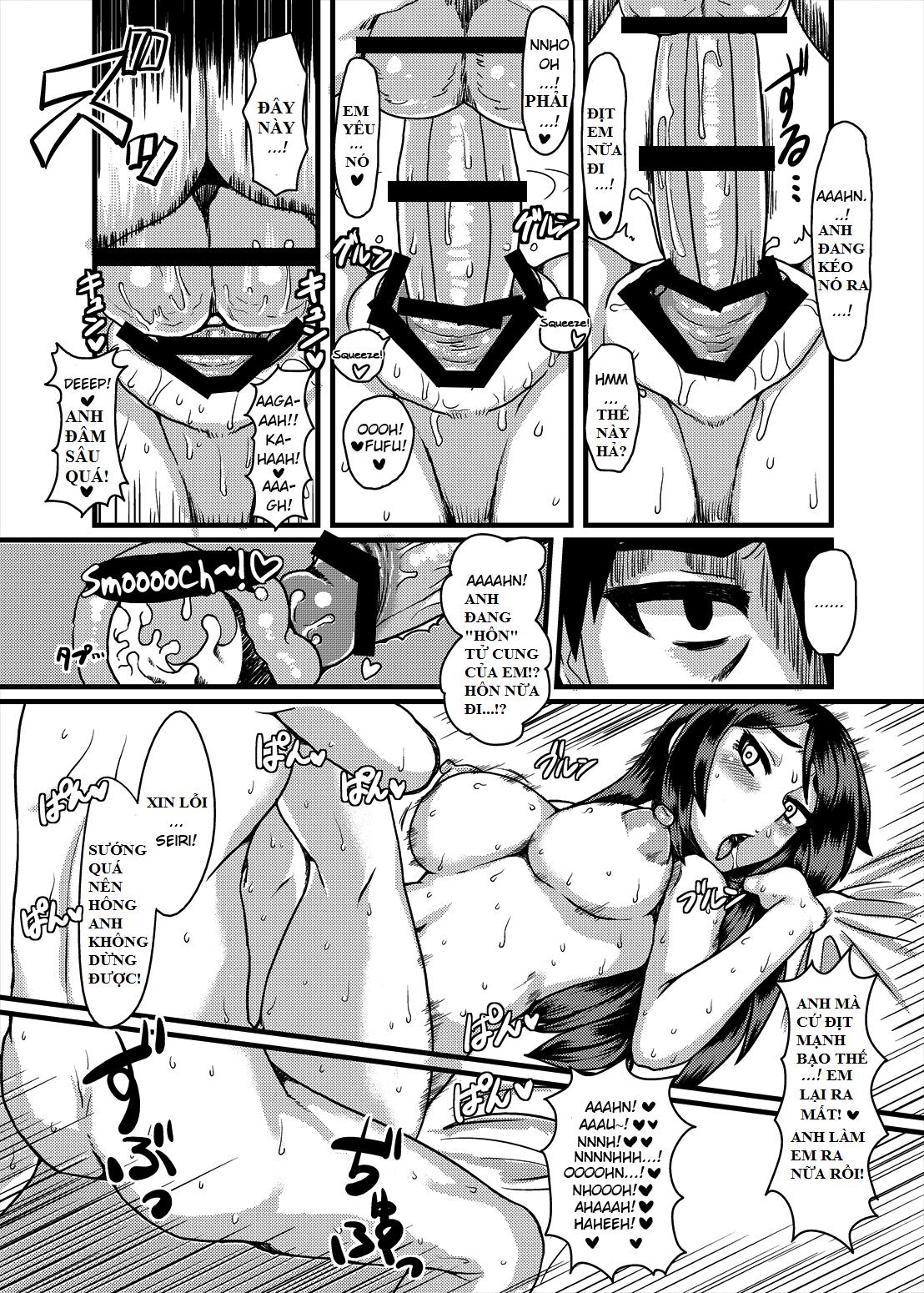 HentaiVN.net - Ảnh 8 - NIKUYOSE (Toaru Majutsu no Index) - Chap 2