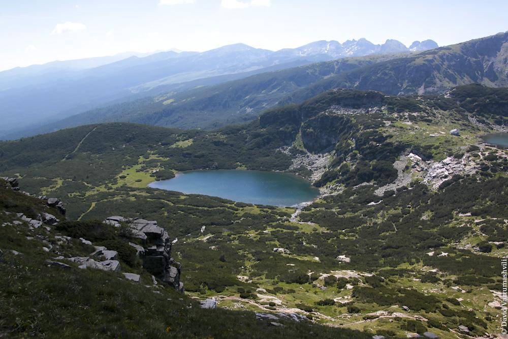 Болгария, Рильские озёра