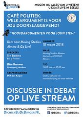 Discussie in Debat Almere 100318