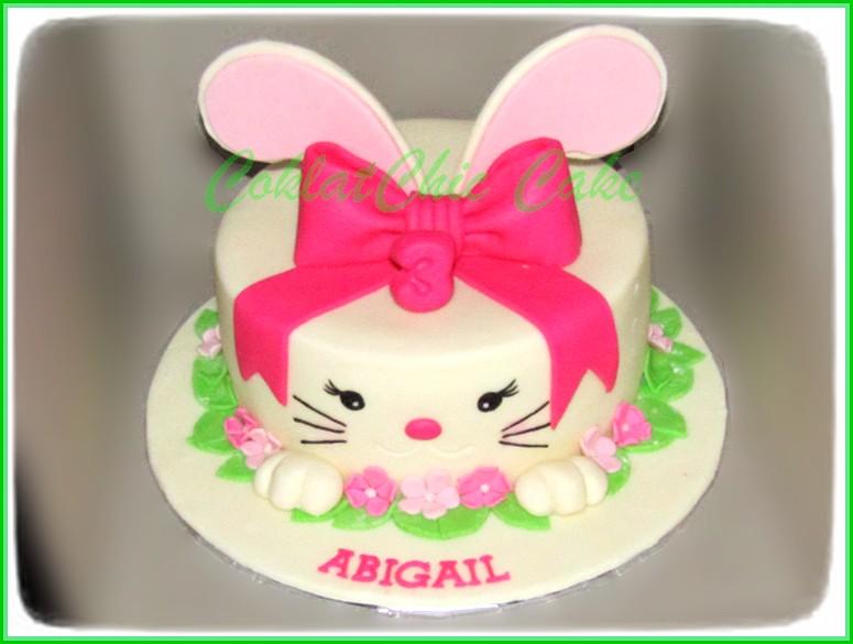 Cake Rabbit ABIGAIL 20 cm