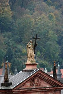 Folg das Kreuz nach...