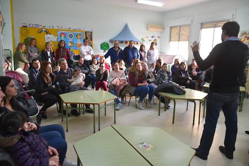 Colegio María Zambrano Jornada de Puertas Abiertas