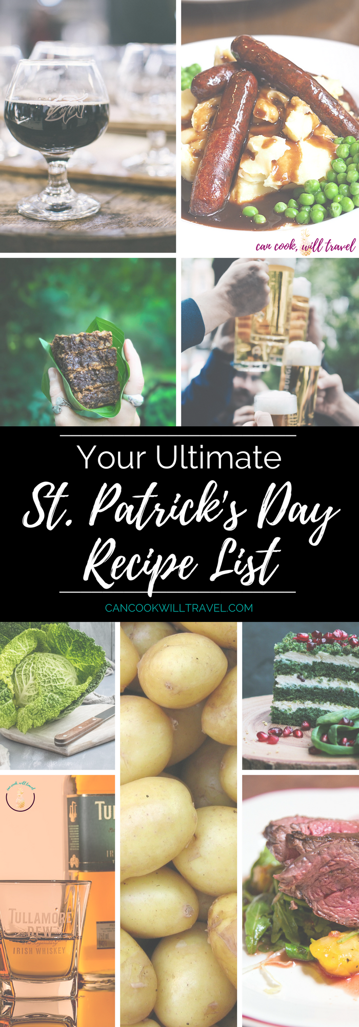 Ultimate St. Patrick's Day Recipes List_Tall