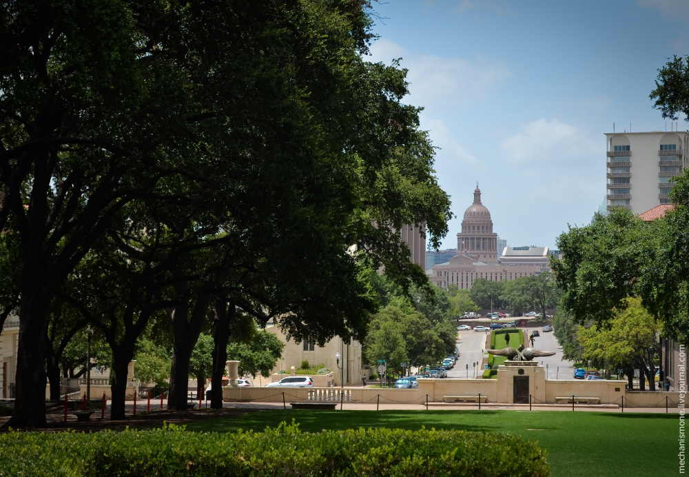 Техасский университет 0