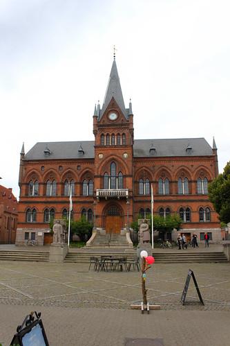 town hall vejle