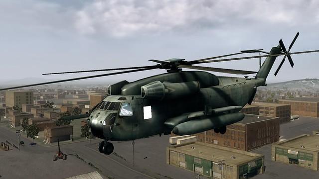 Grindor Helicopter