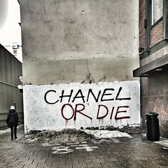 Chanel or die.