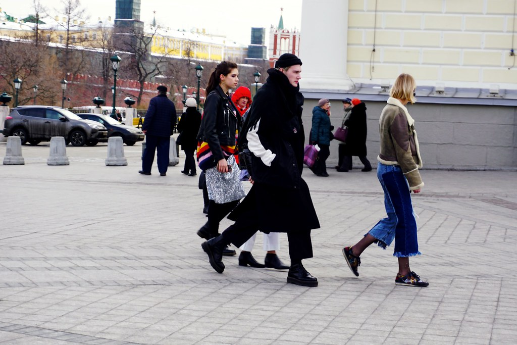 Street Style: Mercedes-Benz Fashion Week Russia
