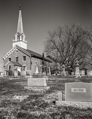 St Ignatius Church, Chapel Point, Maryland